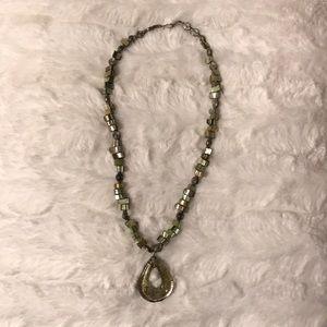 Jewelry - Drop Statement Necklace